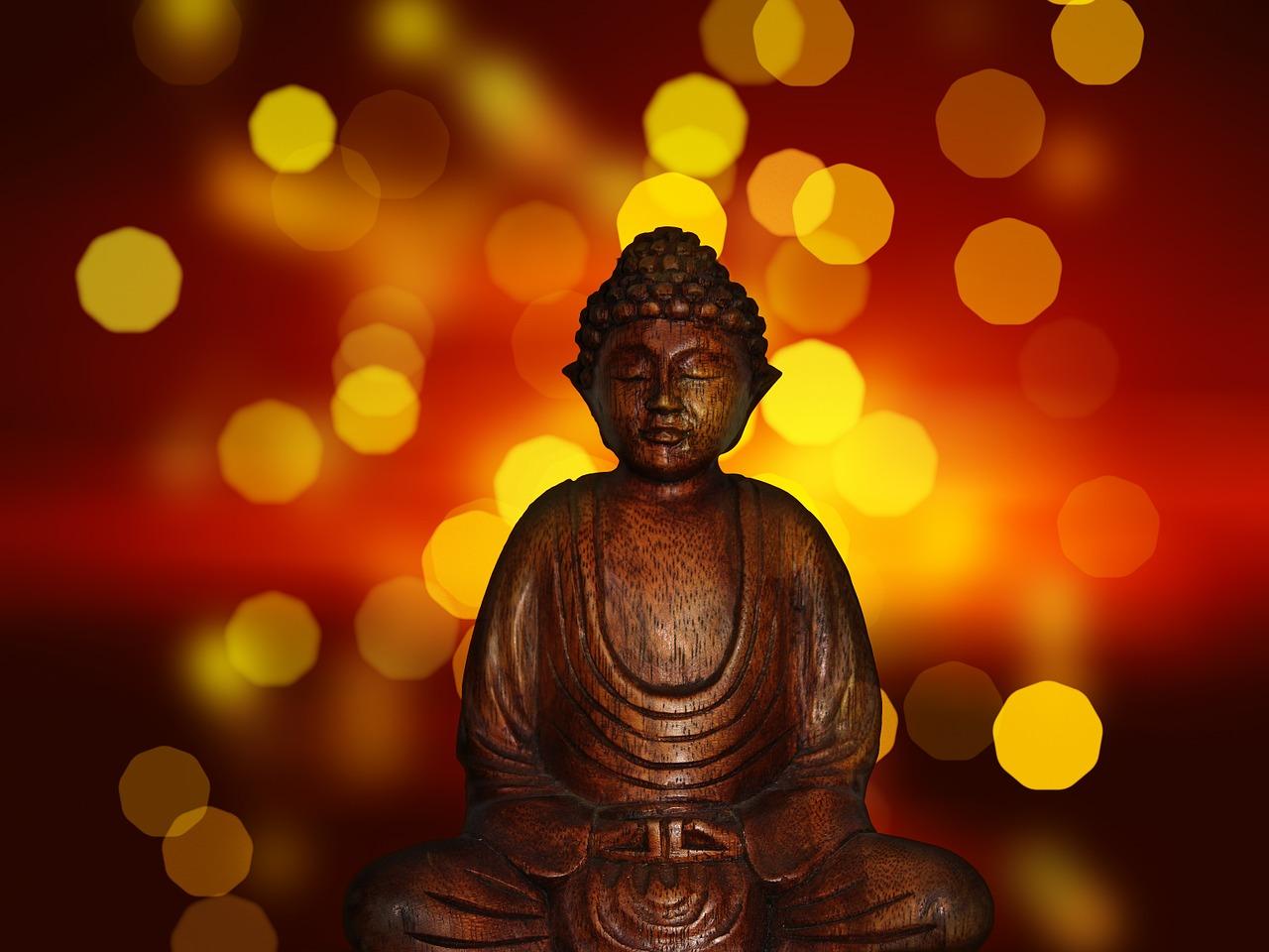 Buddha - Siddhartha Gautama aus Nord-Indien - der erleuchtete Buddha - www.songshan.de