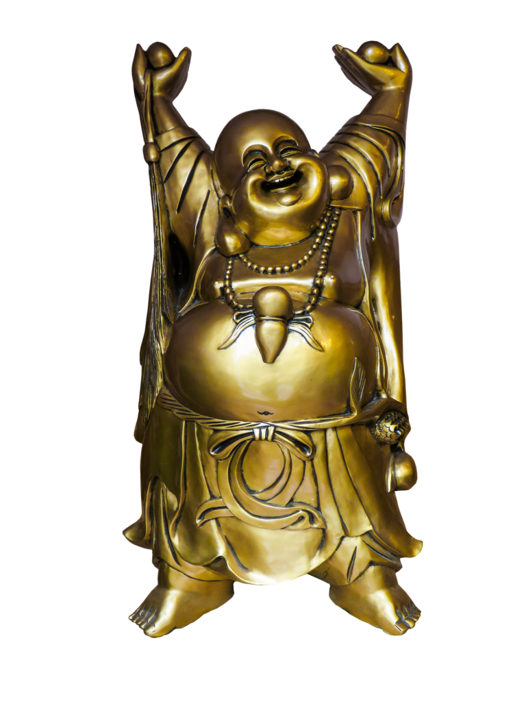 Glück im Buddhismus - Songshan.de